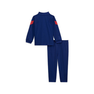 Chándal Nike Barcelona bebé Strike 2020 2021 - Chándal bebé Nike del FC Barcelona 2020 2021 - azul marino - trasera