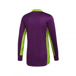 Camiseta portero adidas Adipro 20 GK niño - Camiseta de manga larga de portero infantil adidas - morada - trasera