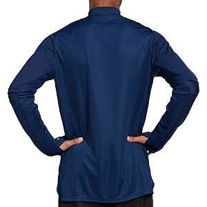 Sudadera adidas Condivo 20 - Sudadera de entrenamiento de fútbol adidas - azul marino - trasera