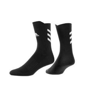 Calcetines media caña adidas Alphaskin Crew Ultralight - Calcetines de entrenamiento adidas media caña - negros - trasera