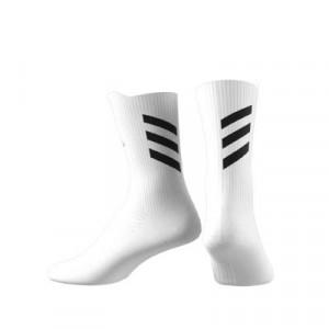 Calcetines media caña adidas Alphaskin - Calcetines de entrenamiento adidas media caña - blancos - trasera