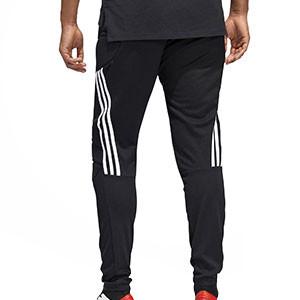 Pantalón adidas Tierro GK - Pantalón largo de portero adidas - negro - trasera