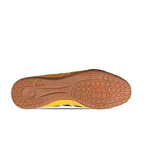 adidas Super Sala J - Zapatillas de fútbol sala para niño adidas suela lisa - naranjas - suela