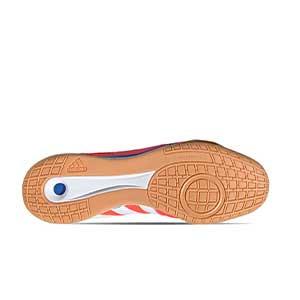 adidas Top Sala - Zapatillas de fútbol sala adidas suela lisa - rosa - suela