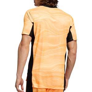 Camiseta adidas Condivo GK 21 - Camiseta de portero de manga corta adidas - naranja - trasera