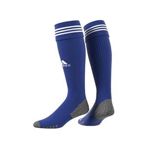 Medias adidas Adisock 21 - Medias de fútbol adidas - azules - trasera