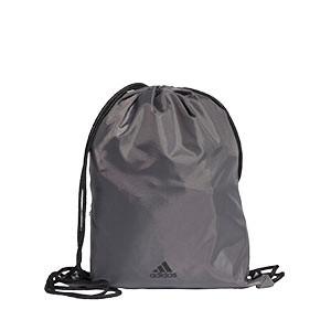 Gymbag adidas Juventus - Mochila de cuerdas adidas de la Juventus - gris - trasera