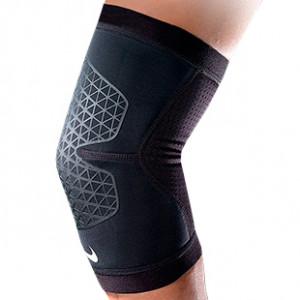 Codera Nike Pro Hyperstrong 2.0 - Codera compresiva con estructura resistente a la abrasión Nike - Negro - detalle
