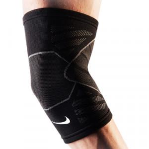 Codera Nike Advantage Knitted - Codera compresiva de hilo Nike - Negro - detalle