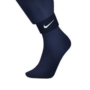 Cinta sujeta espinilleras Nike - Guard Stay II Nike para sujeción de espinilleras - azul marino - detalle