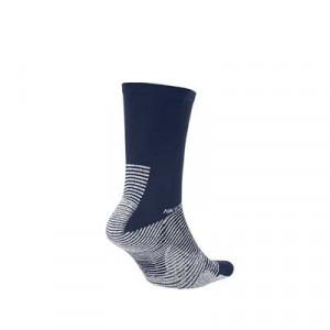 Calcetines Nike Grip Strike Crew - Calcetines antideslizantes de media caña de entrenamiento Nike - azul marino - trasera