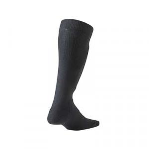 Nike Shin Sock Sleeve niño - Medias con espinilleras incorporadas infantiles Nike - negras - trasera