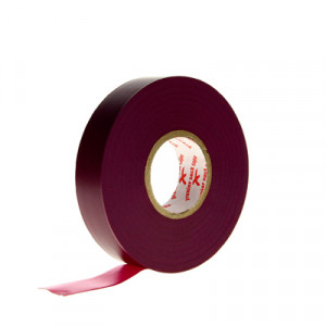 Tape 19mm Premier Sock granate - Cinta elástica sujeta medias (1,9 cm x 33 m) - granate - TAPE1913-Premier sock tape 19mm