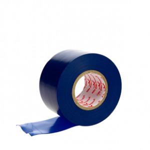 Tape 38mm Premier Sock azul marino - Cinta elástica sujeta espinilleras (3,8 cm x 20 m) - azul marino - lateral