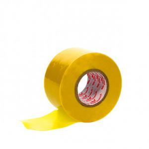 Tape 38mm Premier Sock amarillo - Cinta elástica sujeta espinilleras (3,8 cm x 20 m) - amarillo - lateral
