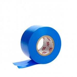 Tape 38mm Premier Sock azul turquesa - Cinta elástica sujeta espinilleras (3,8 cm x 20 m) - azul turquesa - lateral