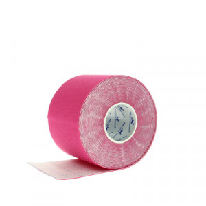 Cinta Kinesology Tape - Tape para uso fisioterapéutico de Kinesio Tape - Rosa - TAPEKIN03-Cinta kinesiology tape