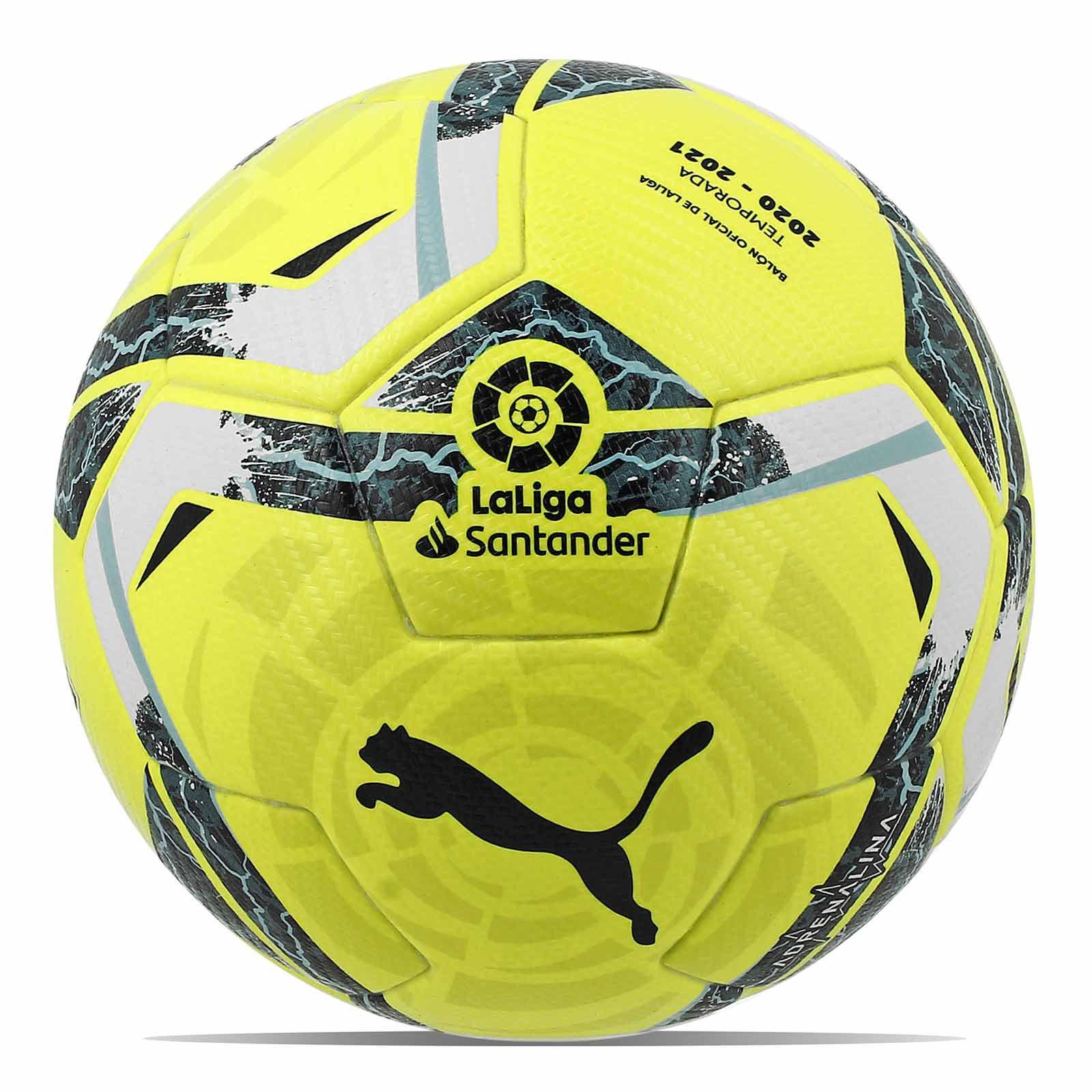 obra maestra Seguid así visión  Balón Puma La Liga 20 21 FIFA Pro talla 5 amarillo | futbolmania
