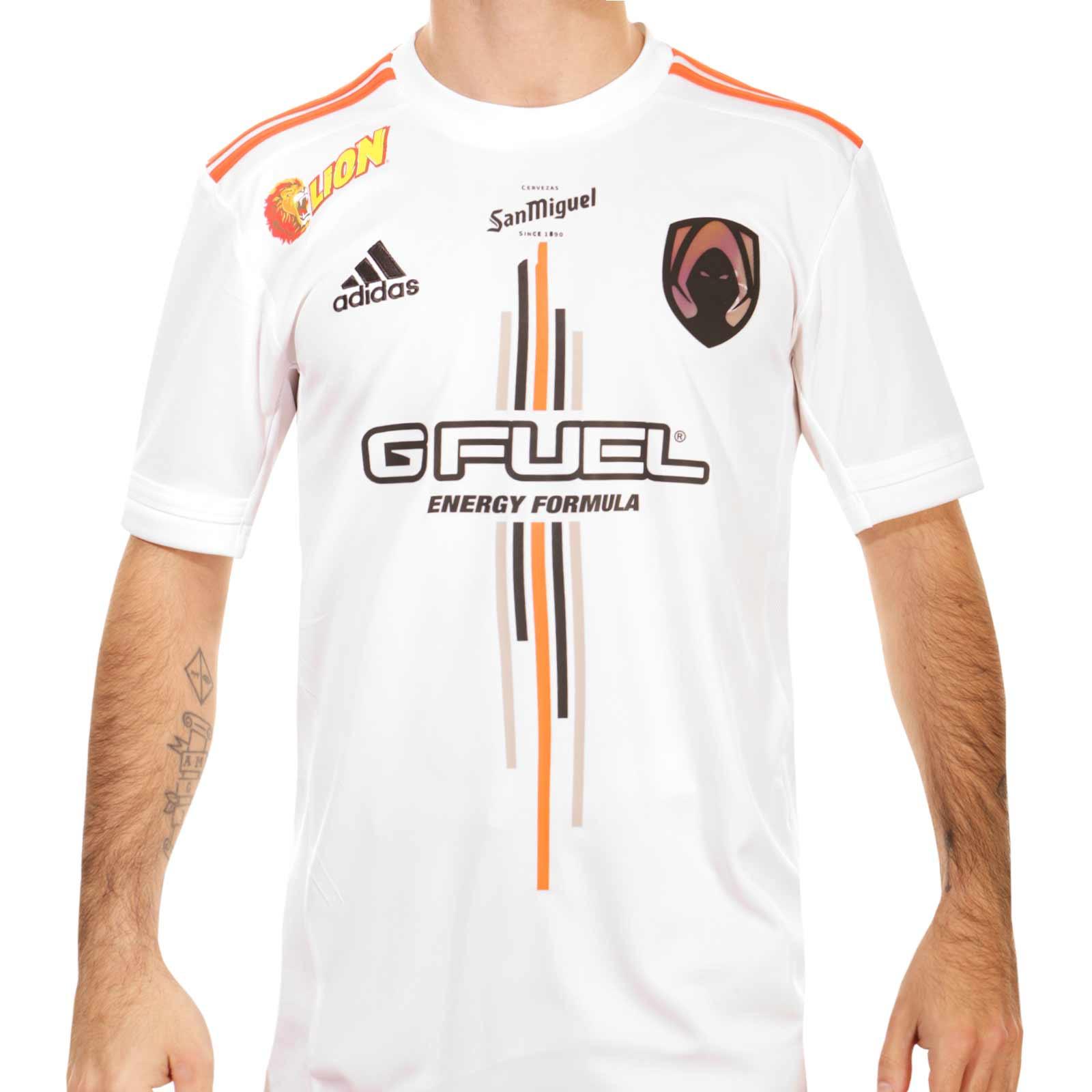 Cambio no pueden ver impaciente  Camiseta adidas Team Heretics 2021 blanca | futbolmania
