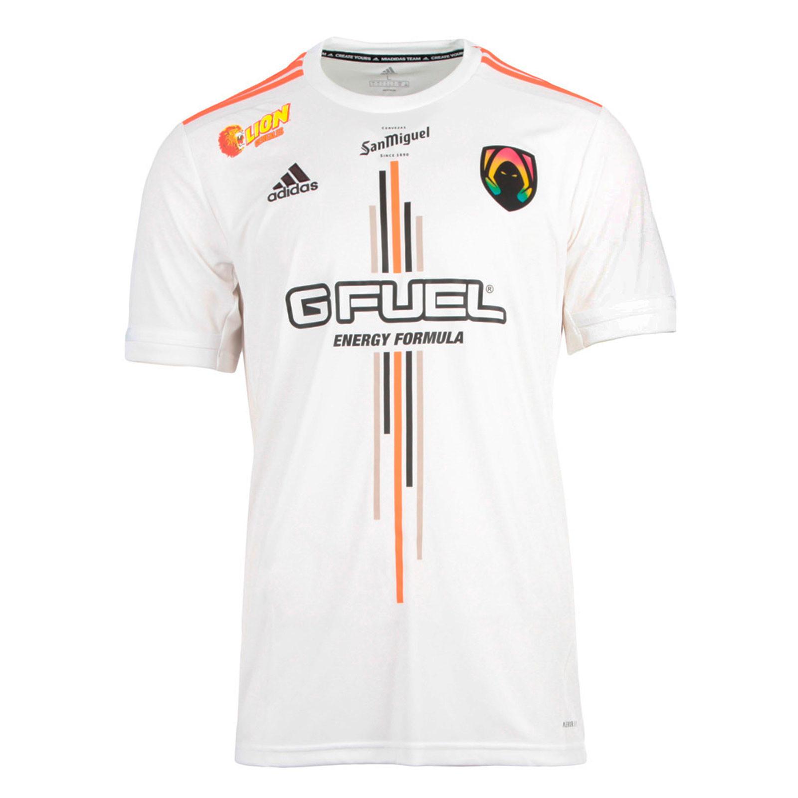 violación granero Mancha  Camiseta adidas Team Heretics niño 2021 blanca | futbolmaniaKids