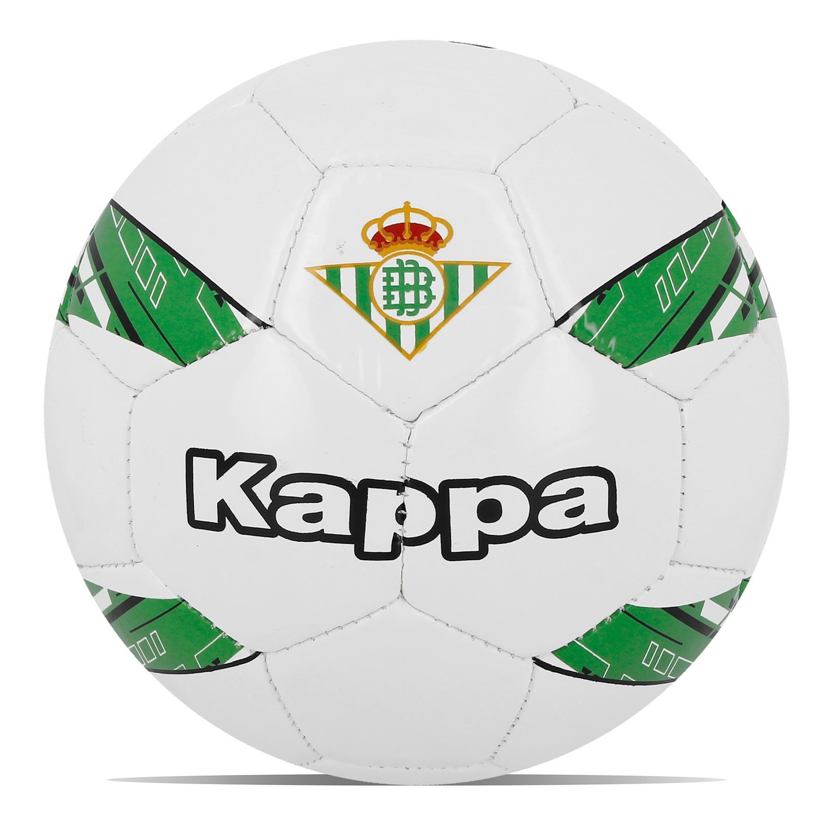 Balón Kappa Real Betis 18 2019 Talla mini  6e9df5273c11e