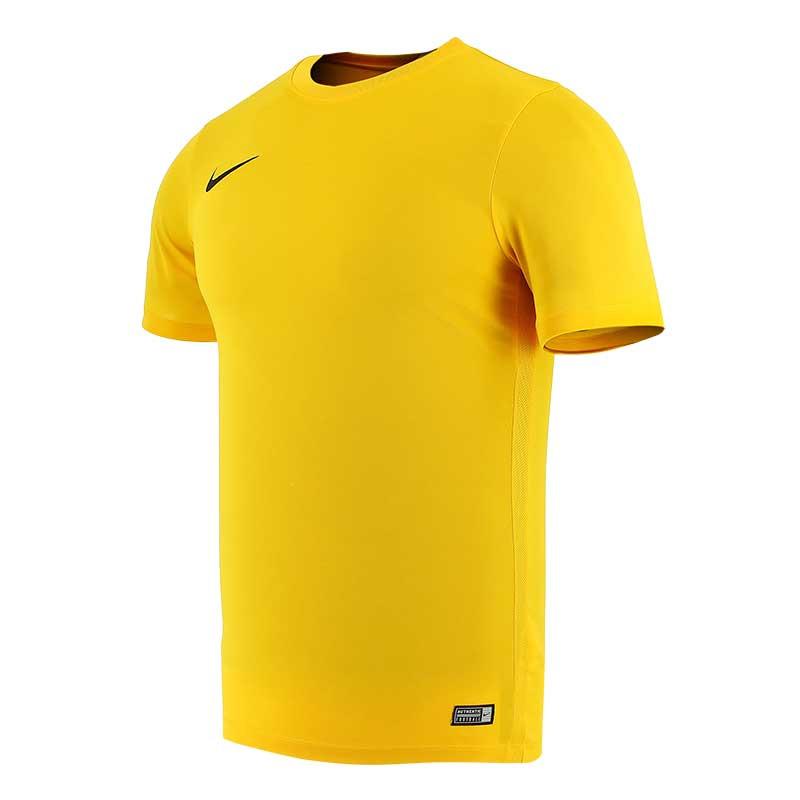 Camiseta Nike Park VI amarillo  b36851af384c2