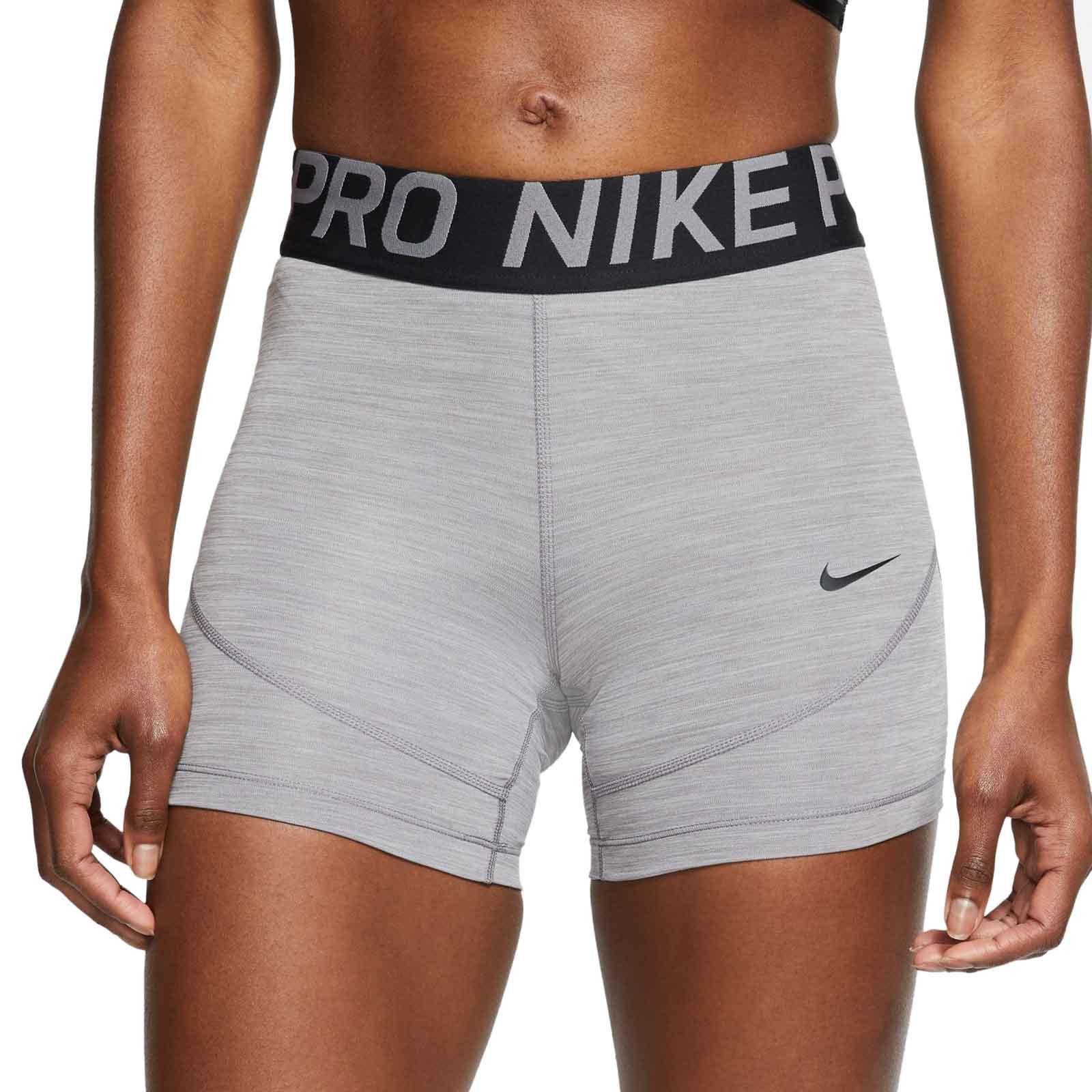Malla Nike Pro Mujer Gris Futbolmania
