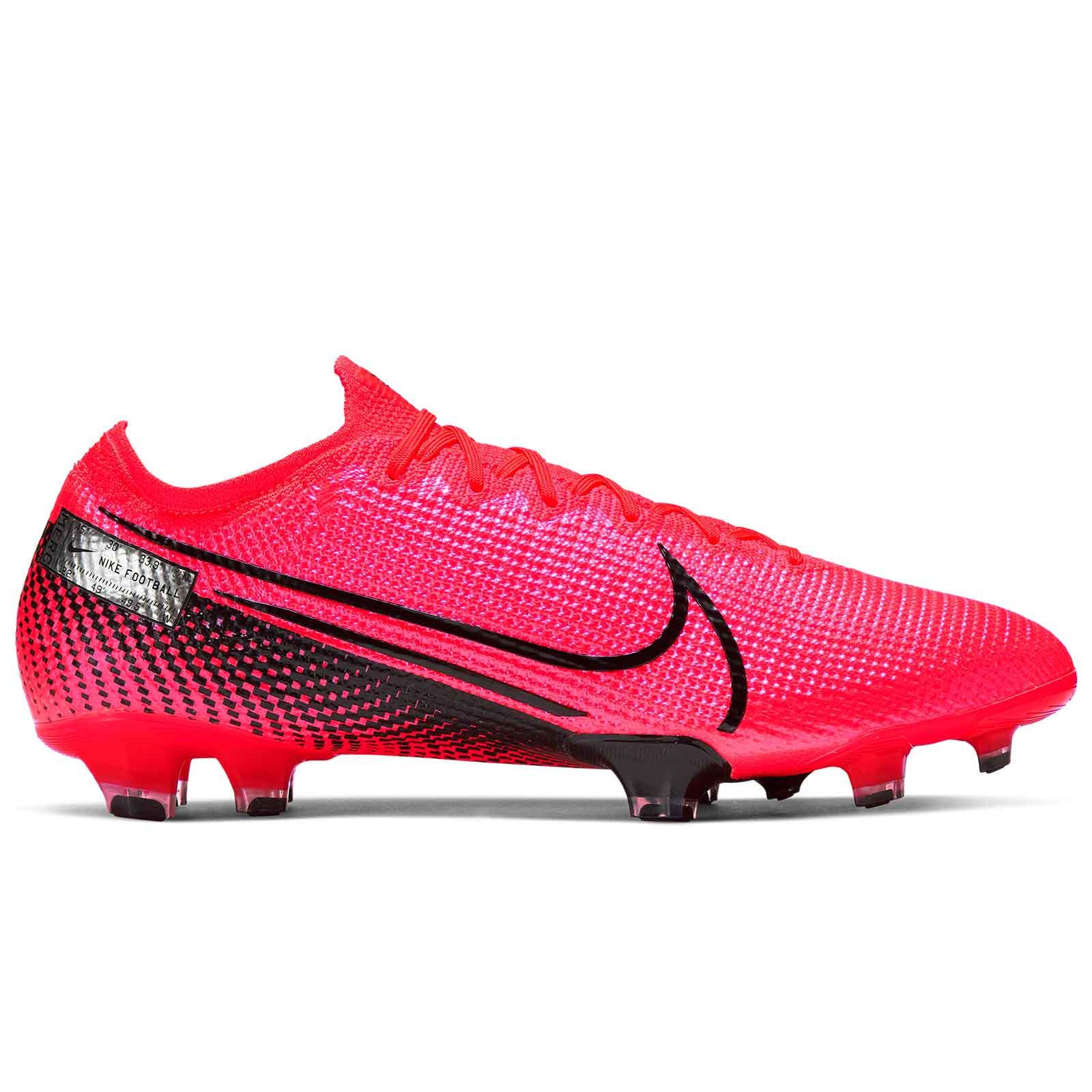subterraneo Obsesión Seguid así  Nike Mercurial Vapor 13 Elite FG rosas | futbolmania