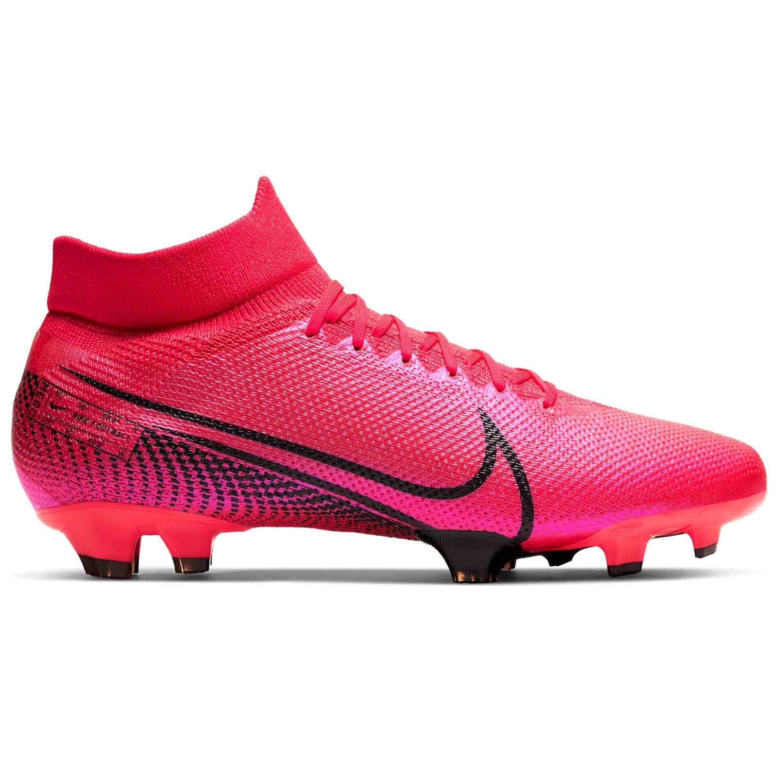 cadena Investigación Derecho  Nike Mercurial Superfly 7 Pro FG rosas  futbolmania