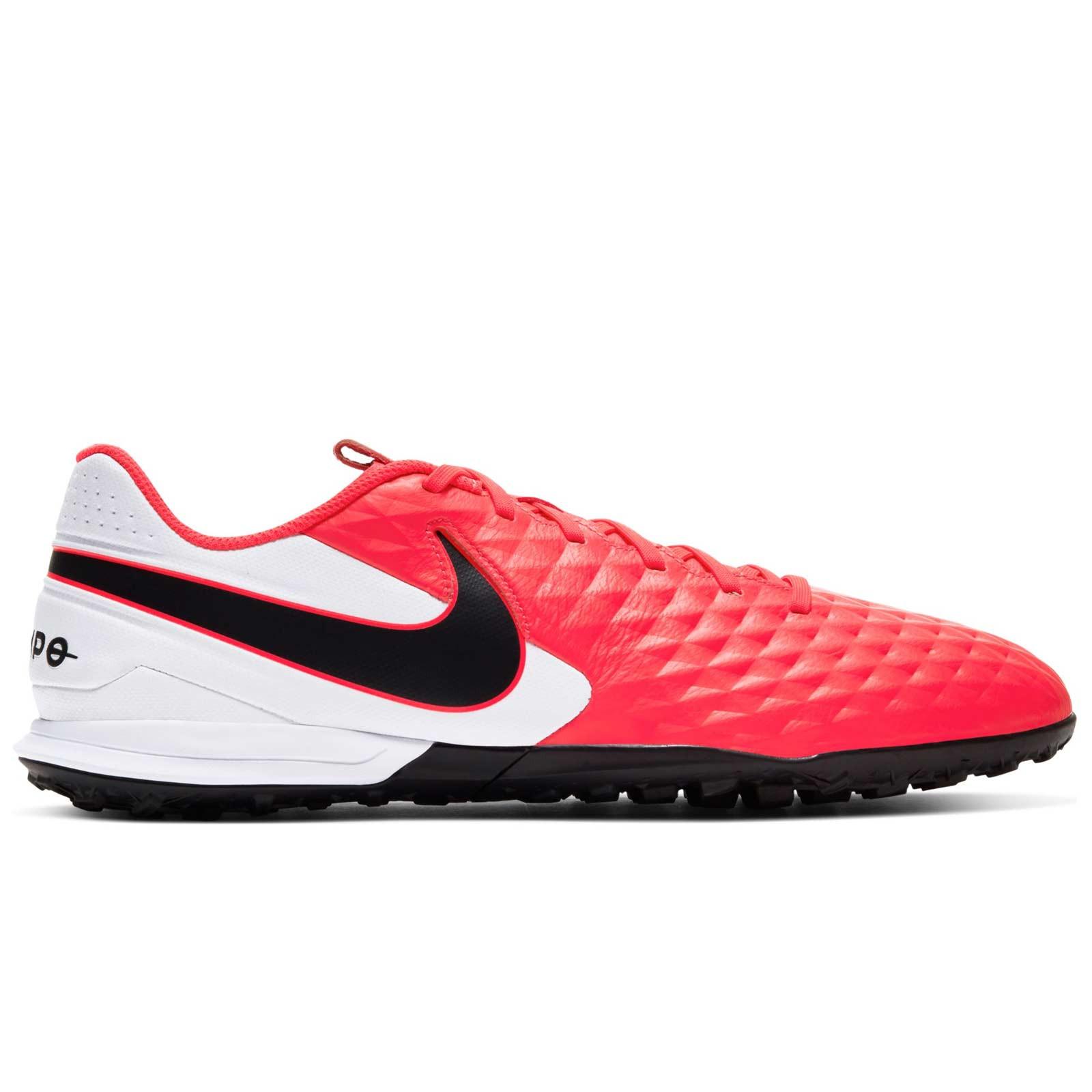 Despido de acuerdo a Condición  Nike Tiempo Legend 8 Academy TF rosa blanco   futbolmania