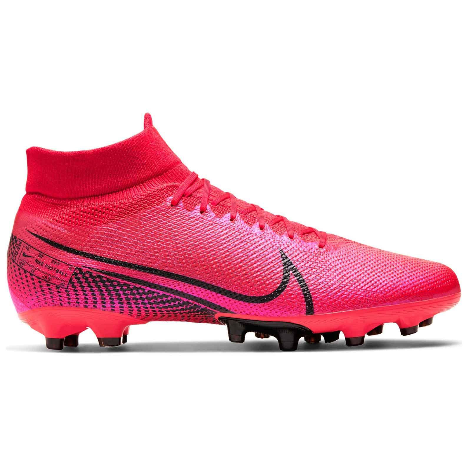 parrilla Espíritu Galleta  Nike Mercurial Superfly 7 Pro AG-PRO rosas  futbolmania