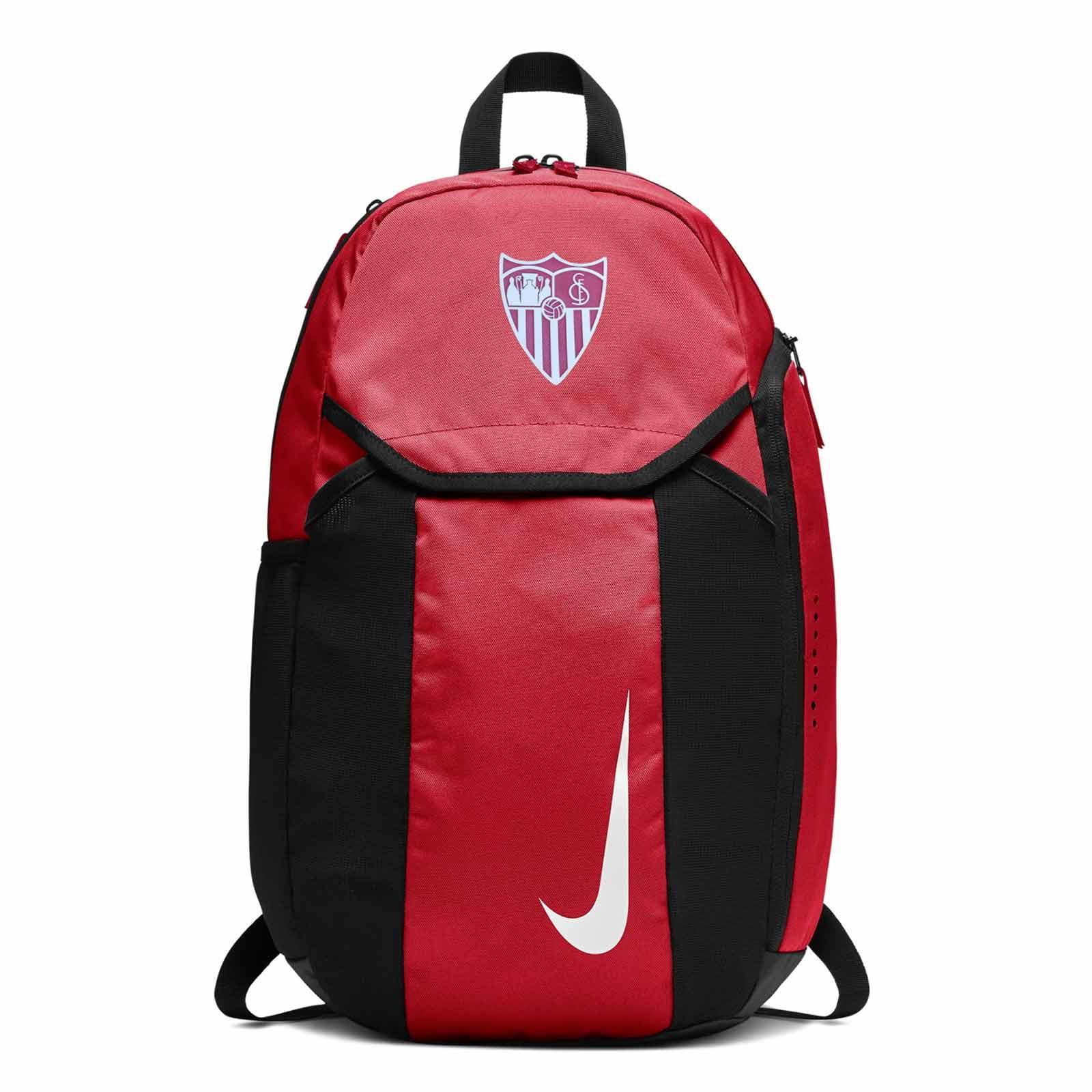 Trascender Floración vacío  Mochila Nike Sevilla 18 - 19 roja | futbolmania