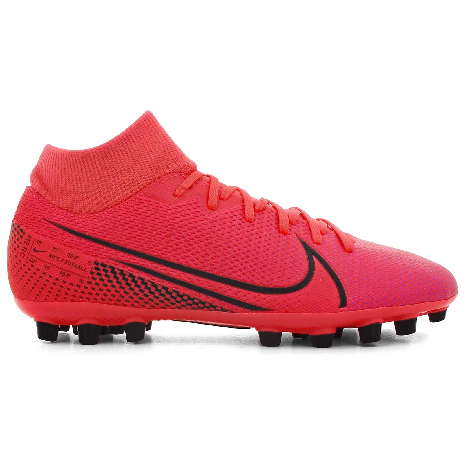 Nike Mercurial Superfly 7 Academy AG rosas |futbolmania
