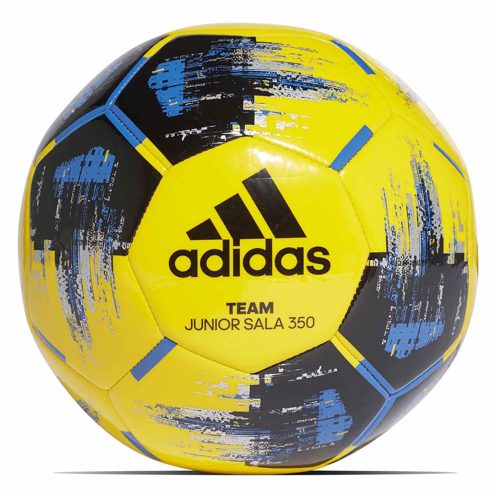Catarata instante empresario  Balón adidas Team Junior Sala 350 talla 4 | futbolmania