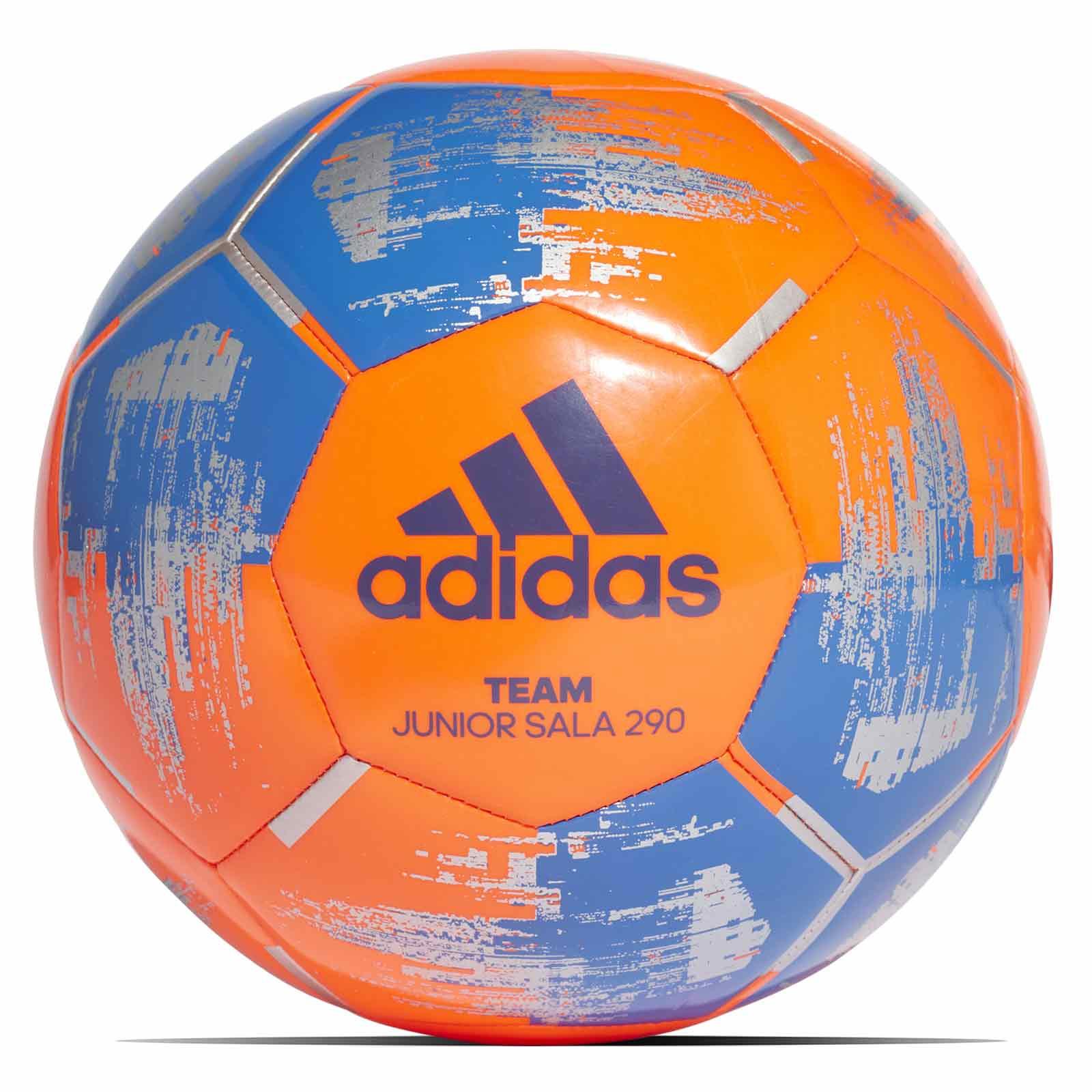 Triturado Lubricar En honor  Balón adidas Team Junior Sala 290 talla 4 | futbolmania