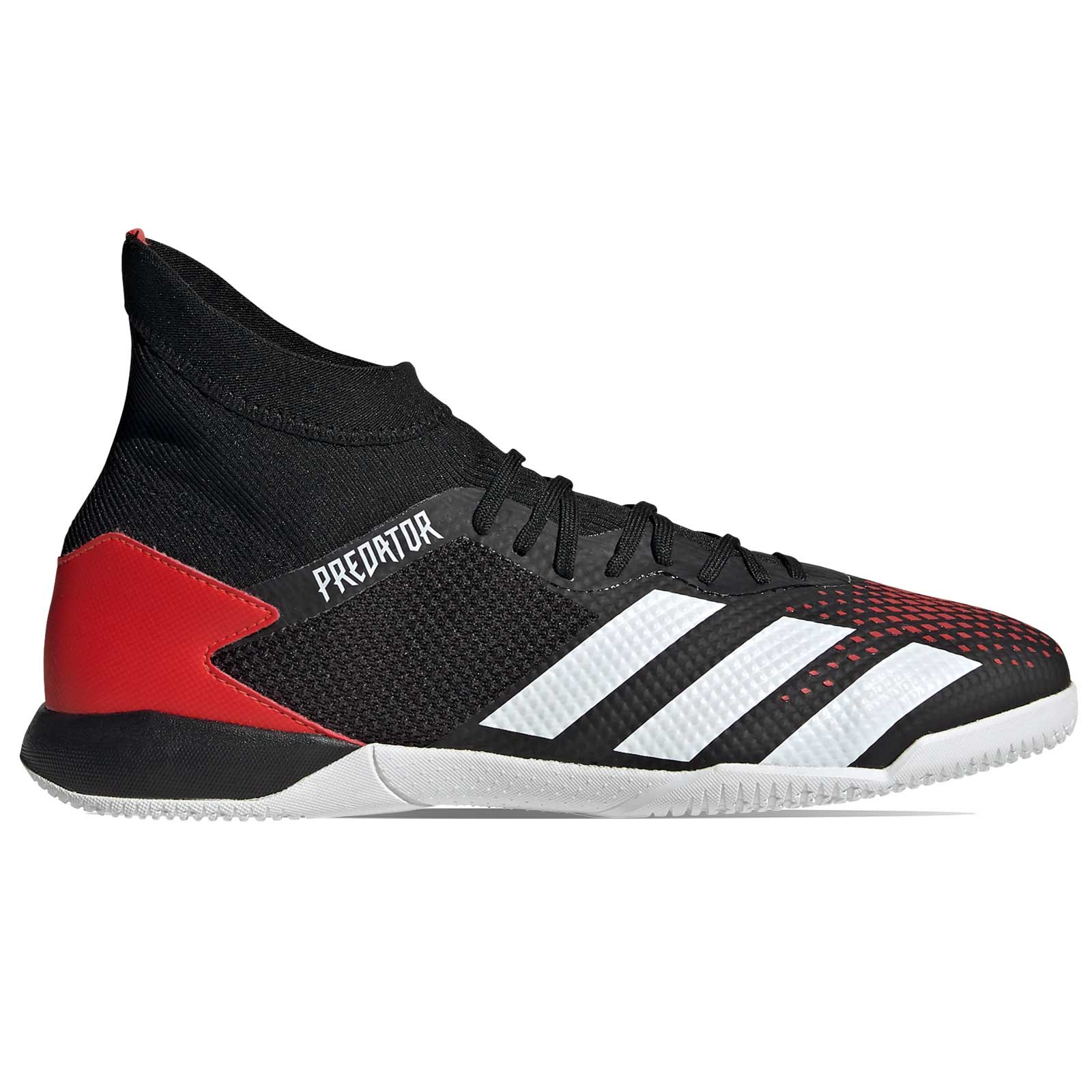Decano De este modo Seminario  Zapatillas adidas Predator 20.3 IN rojo negro |futbolmania