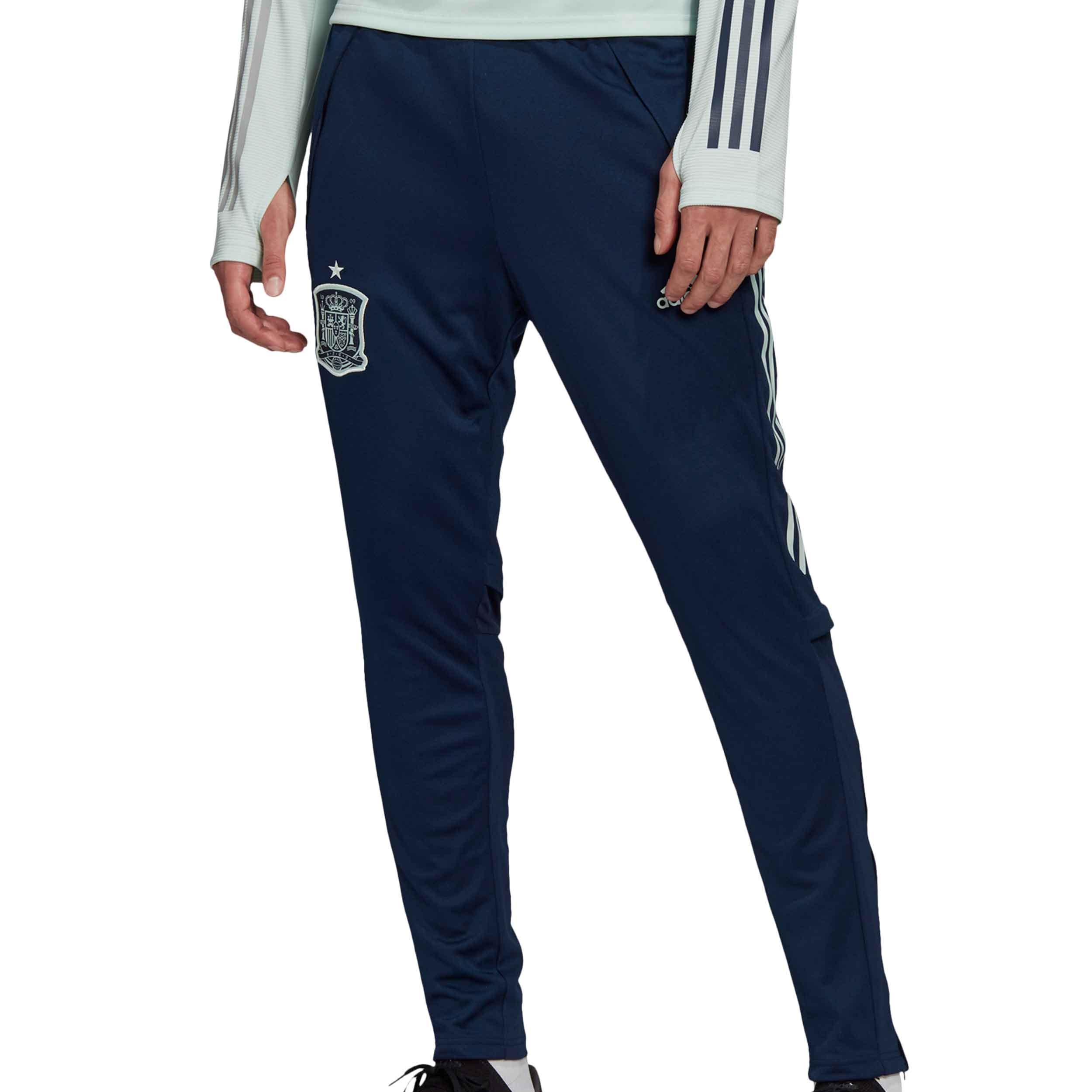 Pantalon Adidas Espana Entreno 2020 2021 Futbolmania