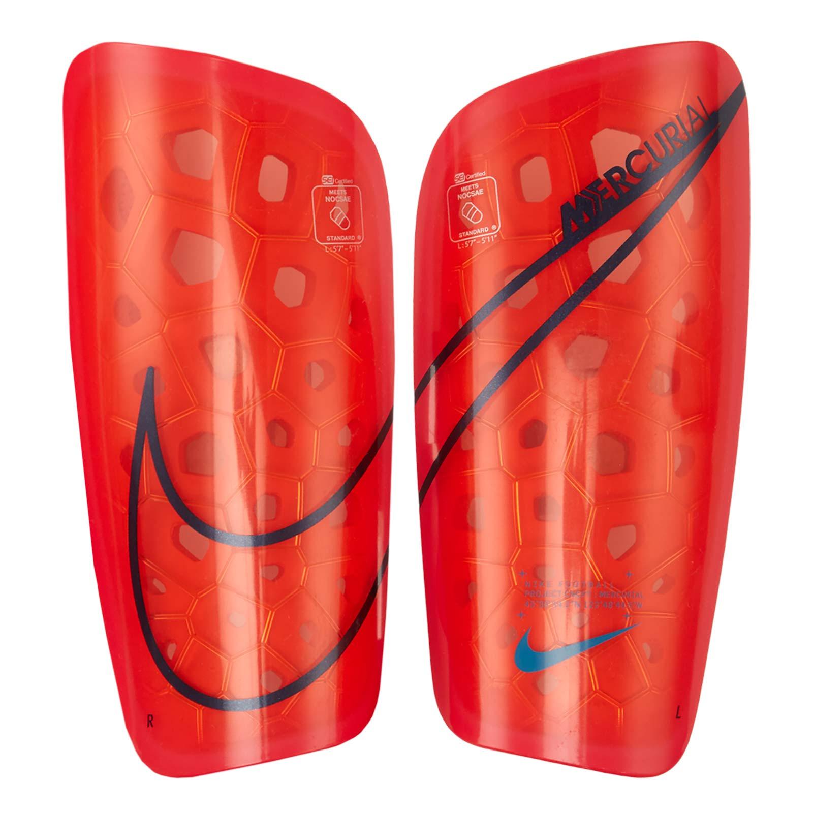 Farmacología habla desagüe  Espinilleras Nike Mercurial Lite rosas   futbolmania