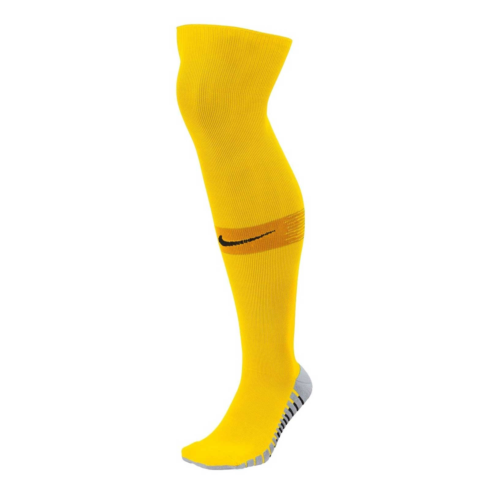 sobresalir Realizable Matrona  Medias Nike Matchfit OTC amarillas | futbolmania