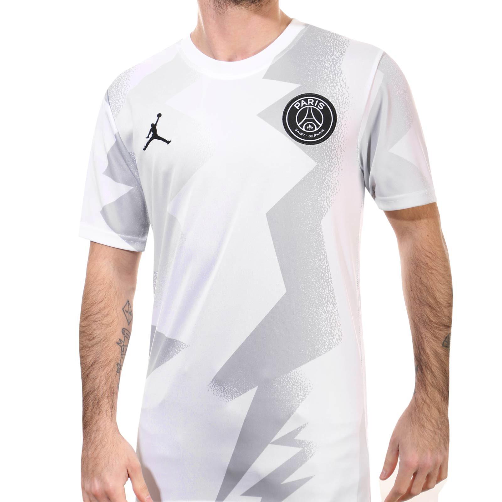 Camiseta Nike 4a PSG x Jordan pre match 19 2020