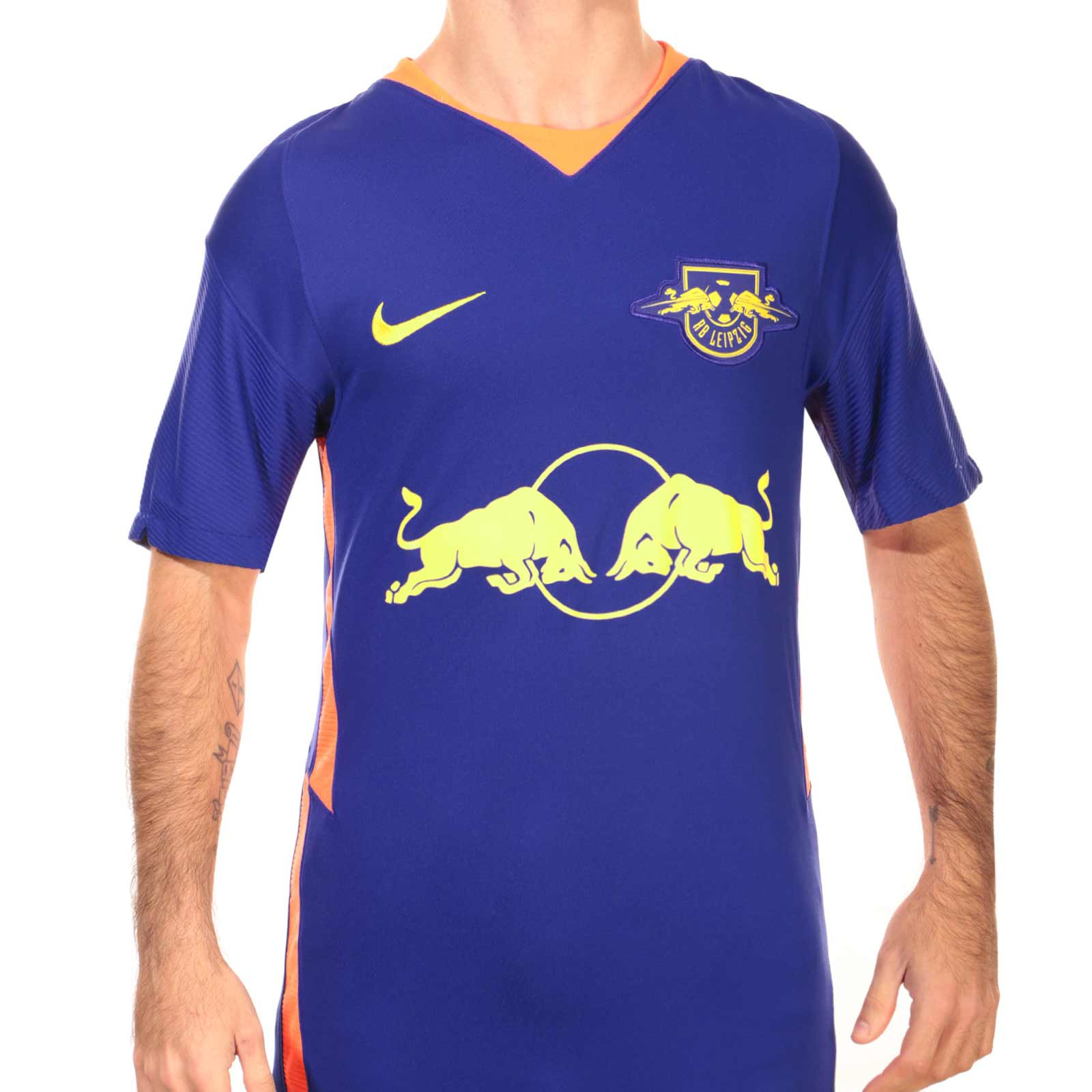 Enviar Cuota de admisión residuo  Camiseta Nike 2a Red Bull Leipzig 2020 2021 Stadium   futbolmania