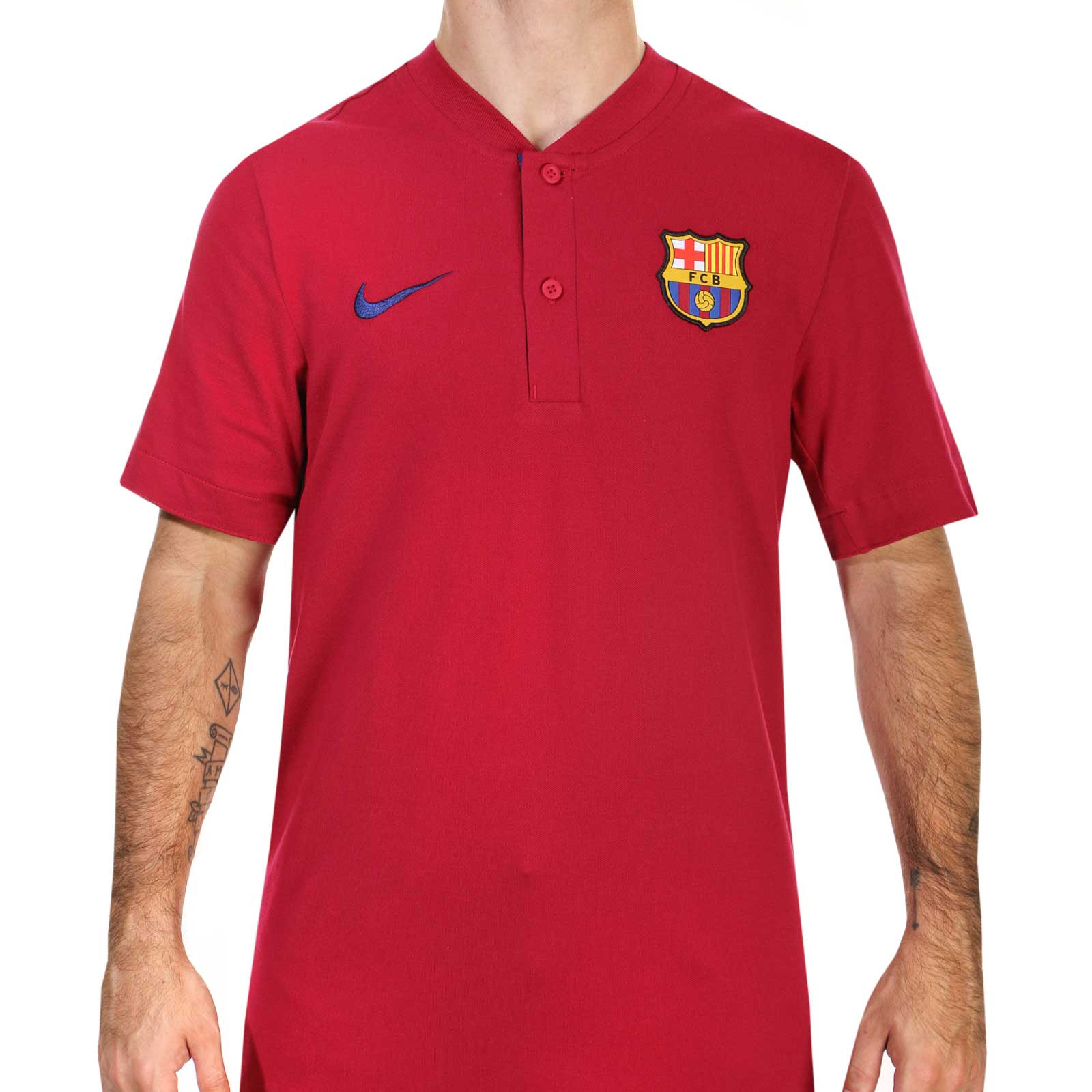 Polo Paseo Hombre GIRONA FC Liga 123
