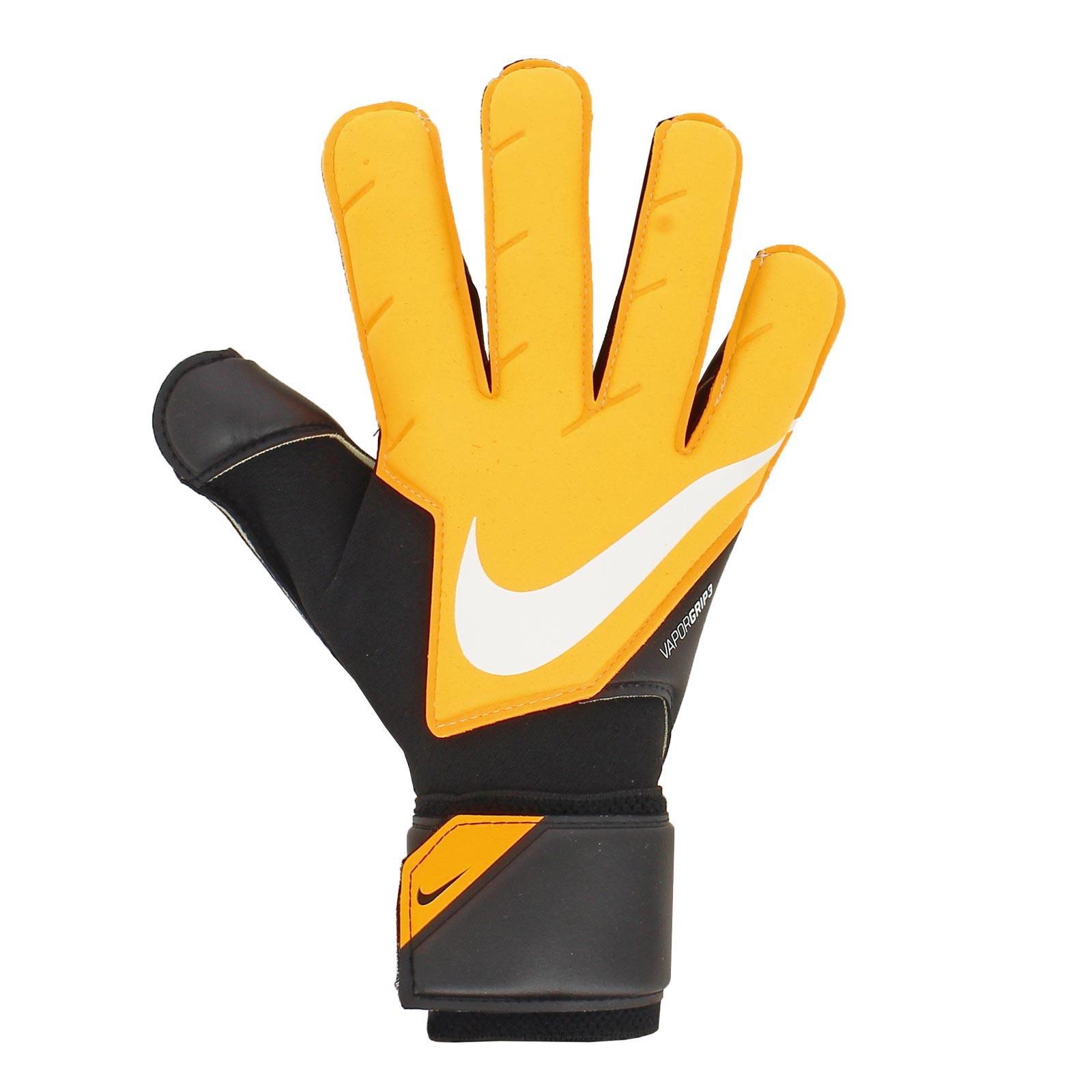 gritar Asco detrás  Guantes Nike GK Vapor Grip3 amarillos | futbolmania