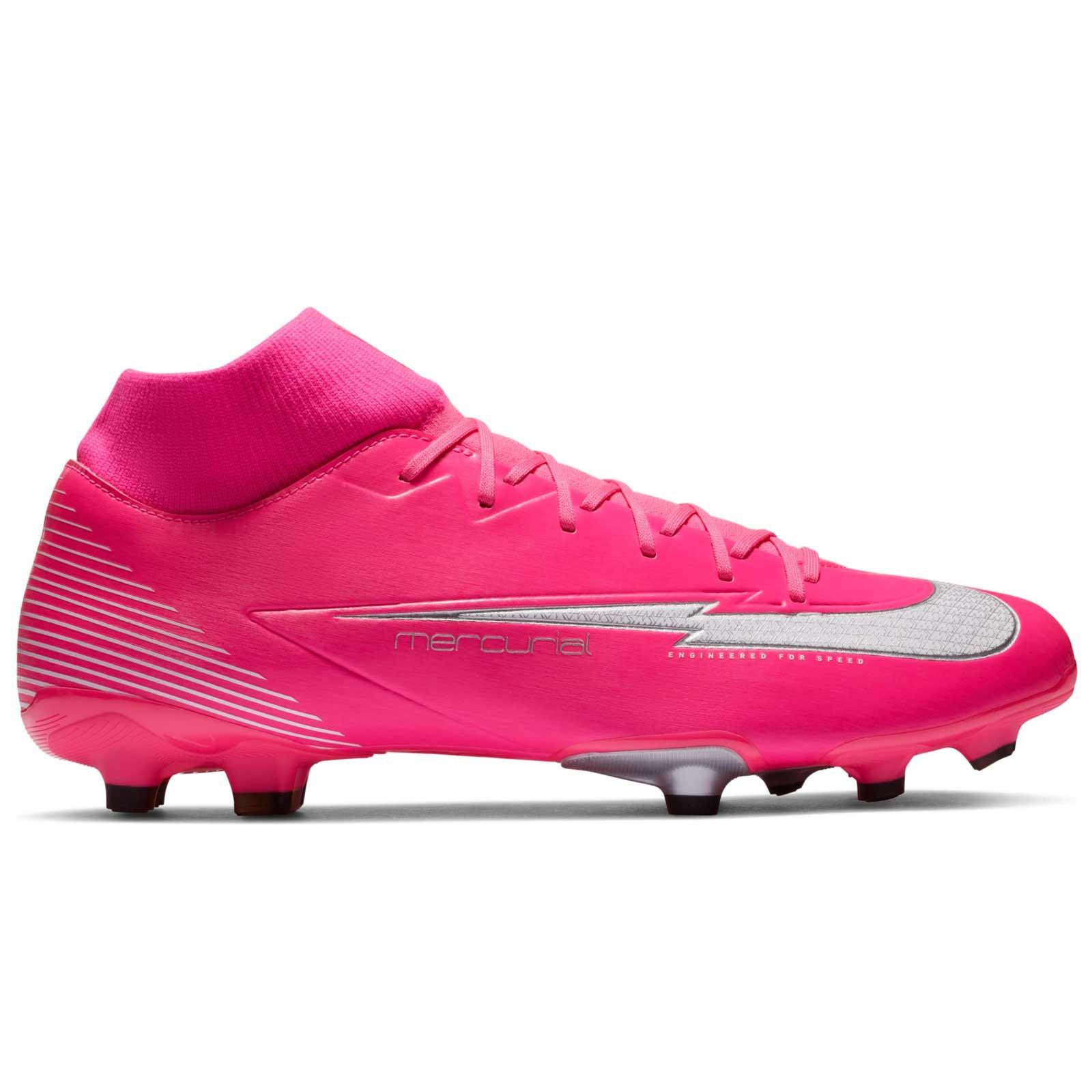 orden congestión principal  Nike Mercurial Superfly 7 Academy KM FG/MG rosas | futbolmania