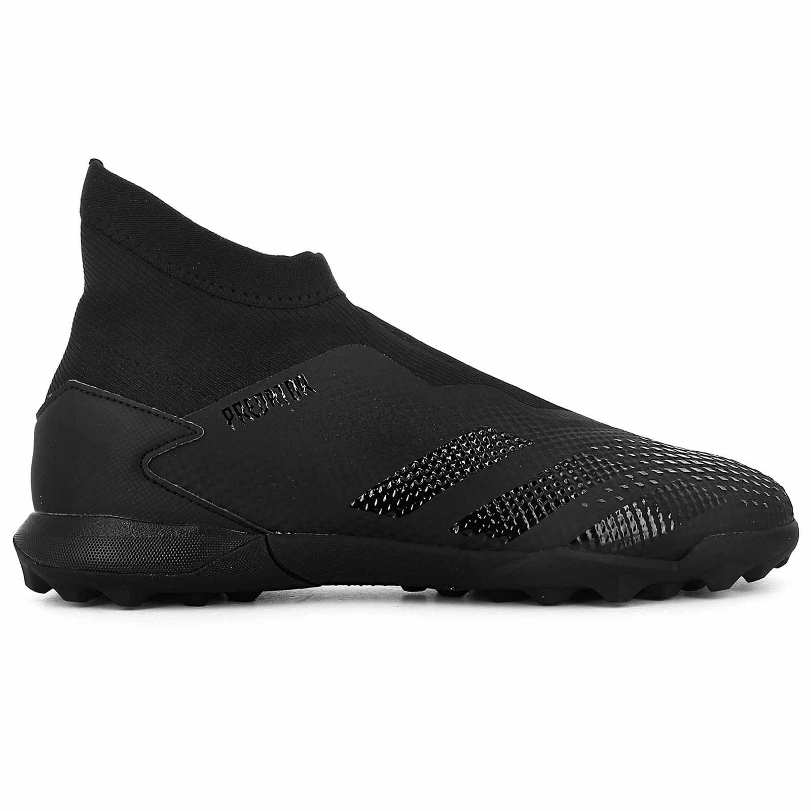 Zapatillas adidas Predator 20.3 LL TF negras | futbolmania