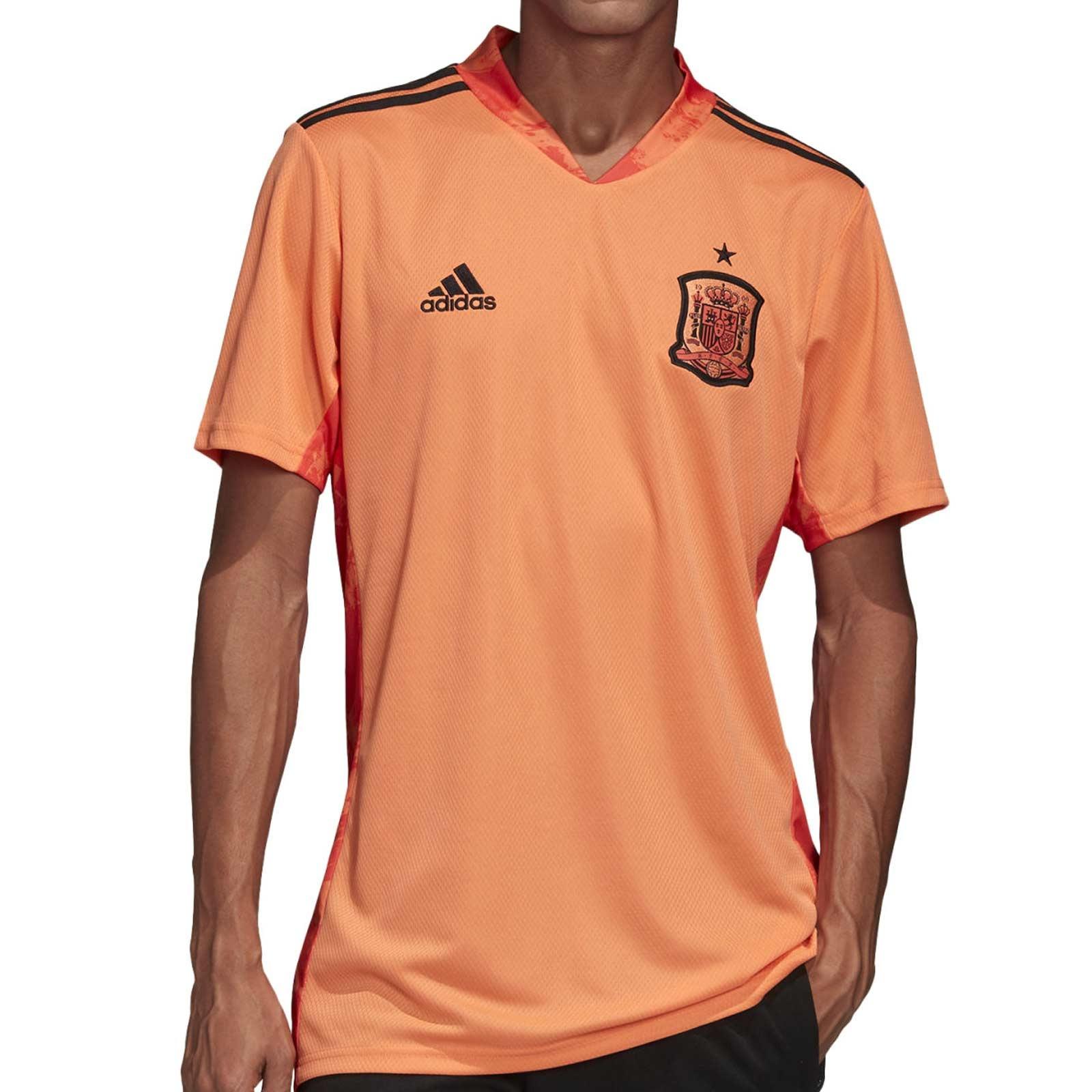 Camiseta adidas España portero 2019 2020