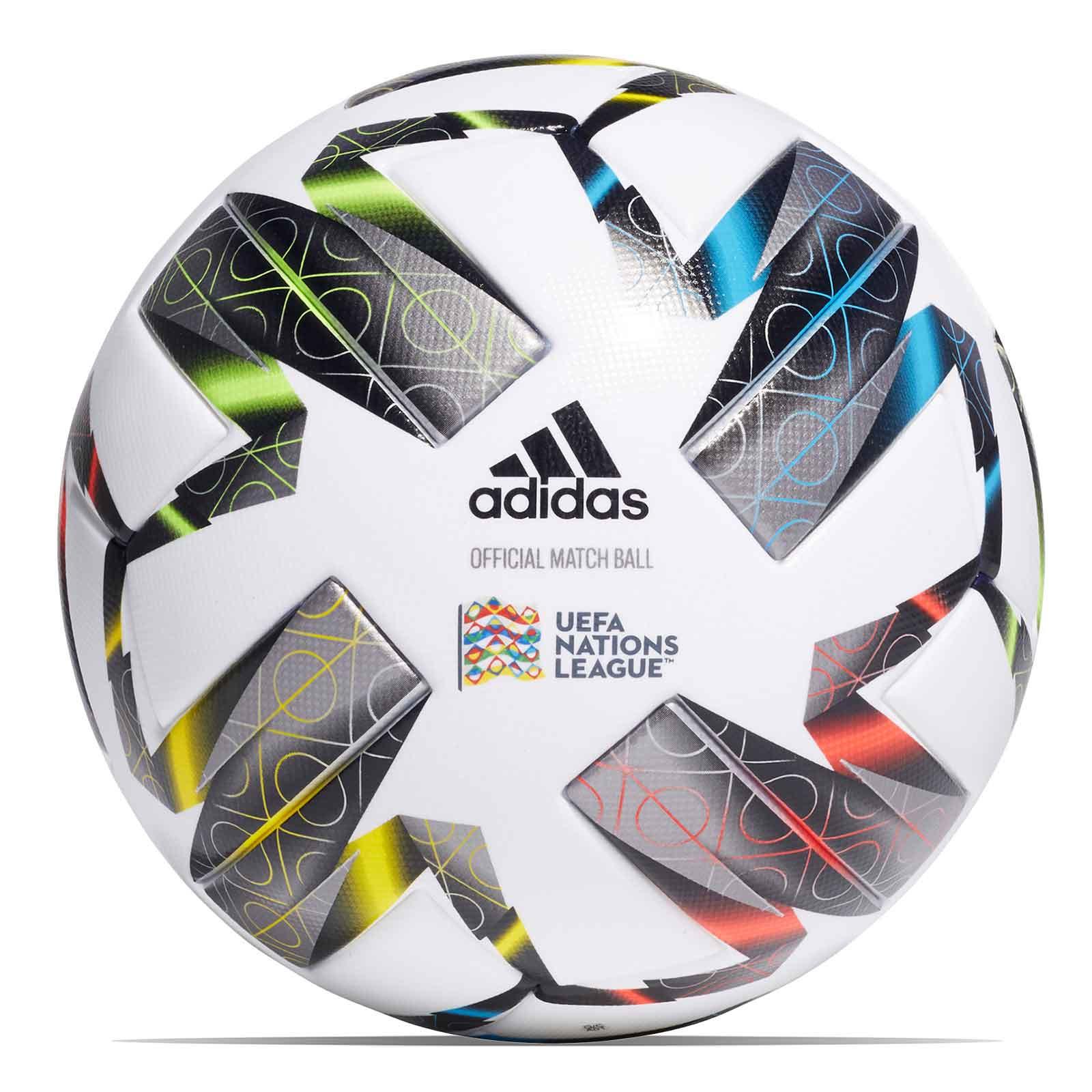 deshonesto gorra once  Balón adidas UEFA Nations League Pro talla 5   futbolmania