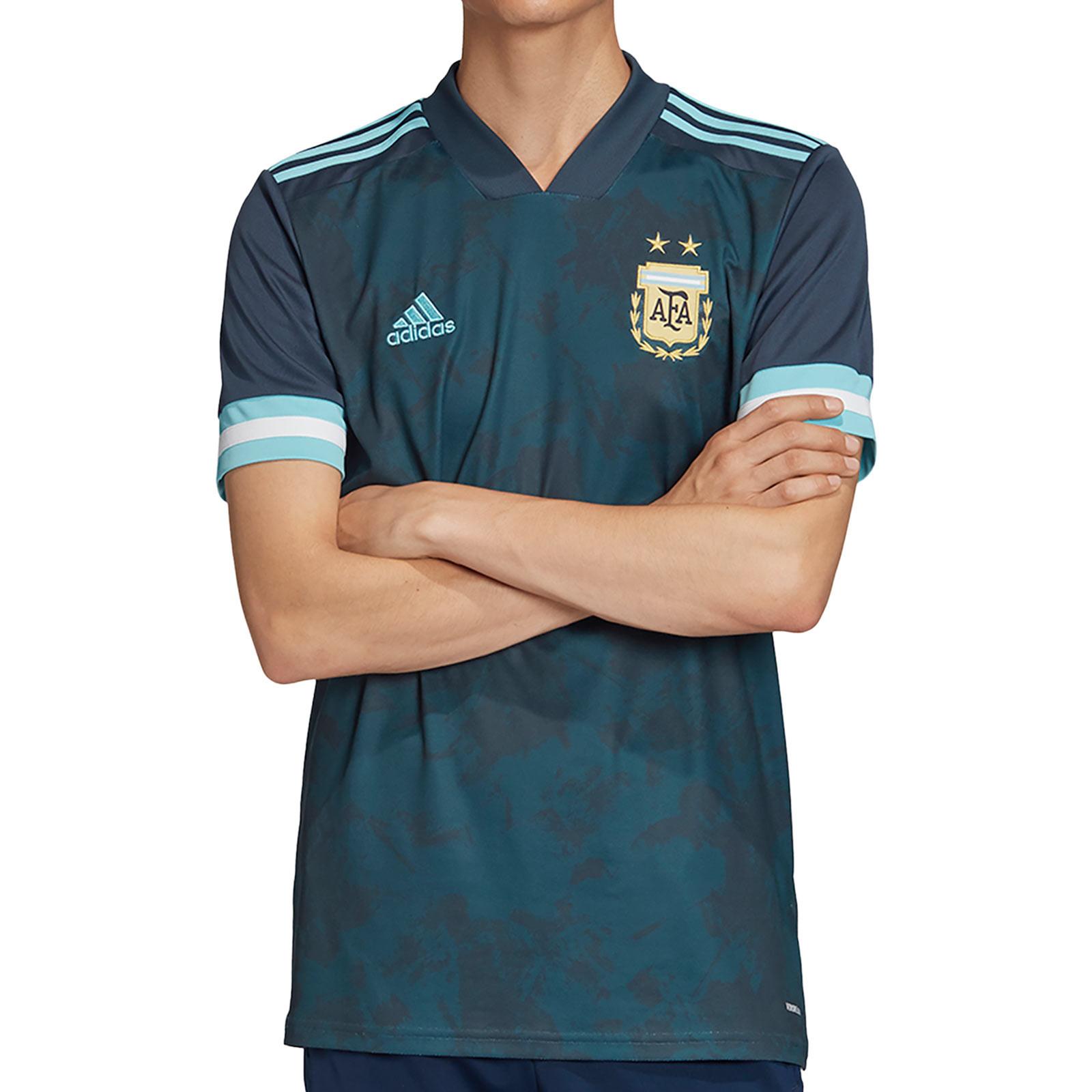 Equipo de juegos Primer ministro péndulo  Camiseta adidas 2a Argentina 2020 2021 | futbolmania