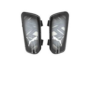 Puma Ultra Light Strap - Espinilleras de fútbol Puma con cintas de velcro - negras
