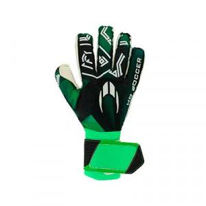 HO Soccer SSG Eskudo 2 - Guantes de portero HO Soccer corte Roll/Negative - verdes, negros